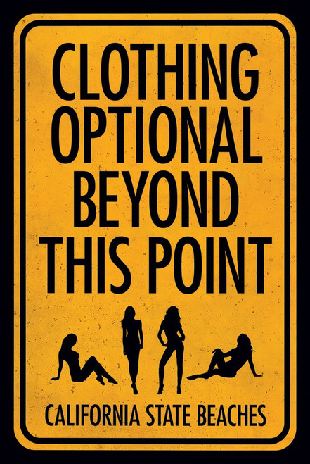Image for Clothing Optional Poster