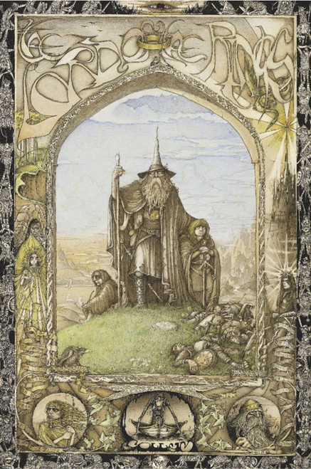 Image for Lord of the Rings Poster - Classic