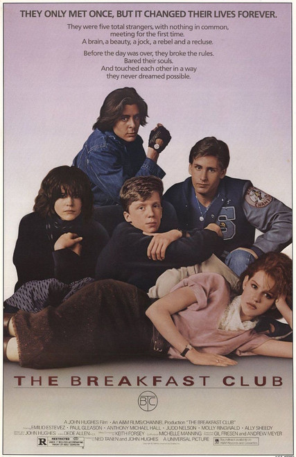 Image for Breakfast Club Poster - One Sheet