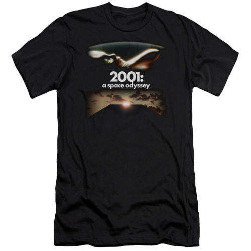 Image for 2001: A Space Odyssey Premium Canvas Premium Shirt - Prologue