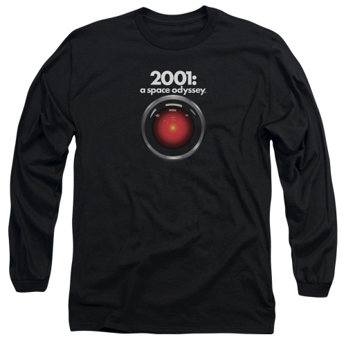 Image for 2001: A Space Odyssey Long Sleeve Shirt - Hal