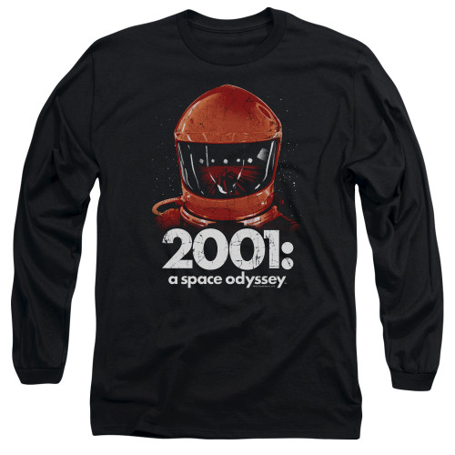 Image for 2001: A Space Odyssey Long Sleeve Shirt - Space Travel