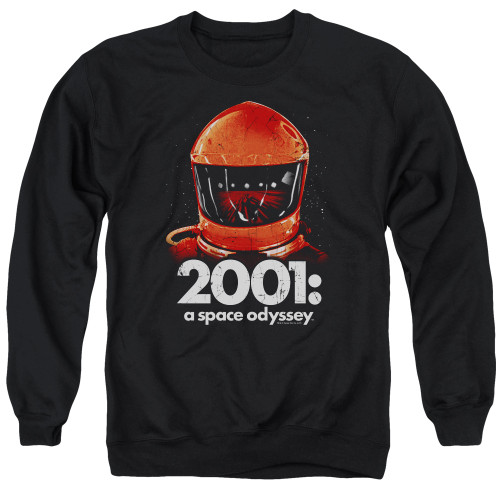 Image for 2001: A Space Odyssey Crewneck - Space Travel