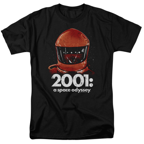 Image for 2001: A Space Odyssey T-Shirt - Space Travel