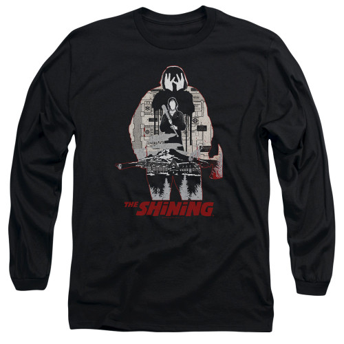 Image for The Shining Long Sleeve Shirt - Come Out Come Out