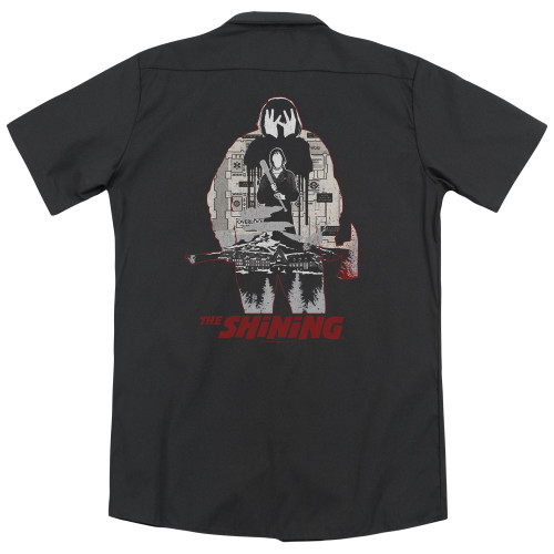 Image for The Shining Dickies Work Shirt - Come Out Come Out