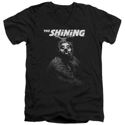 Image for The Shining V Neck T-Shirt - The Bear