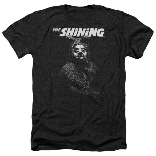 Image for The Shining Heather T-Shirt - The Bear