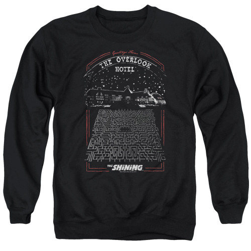 Image for The Shining Crewneck - Overlook