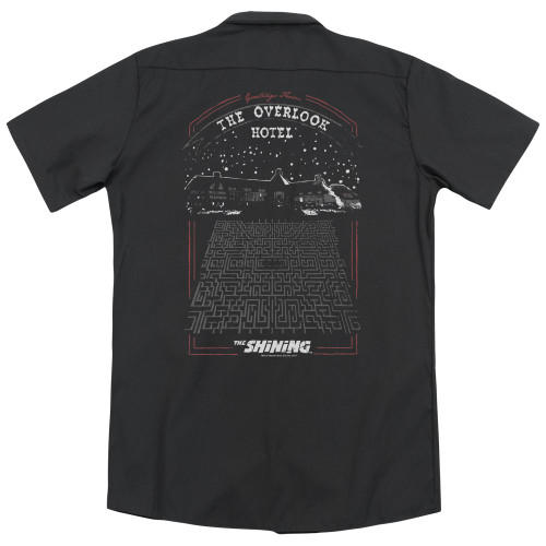 Image for The Shining Dickies Work Shirt - Overlook