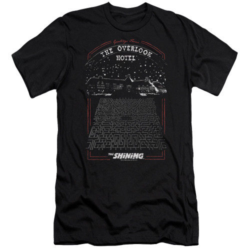Image for The Shining Premium Canvas Premium Shirt - Overlook
