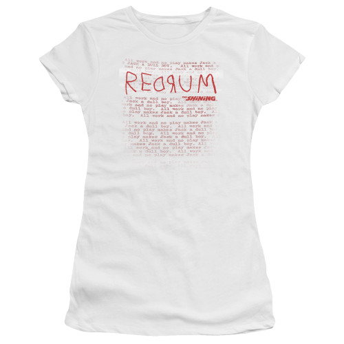Image for The Shining Girls T-Shirt - Redrum