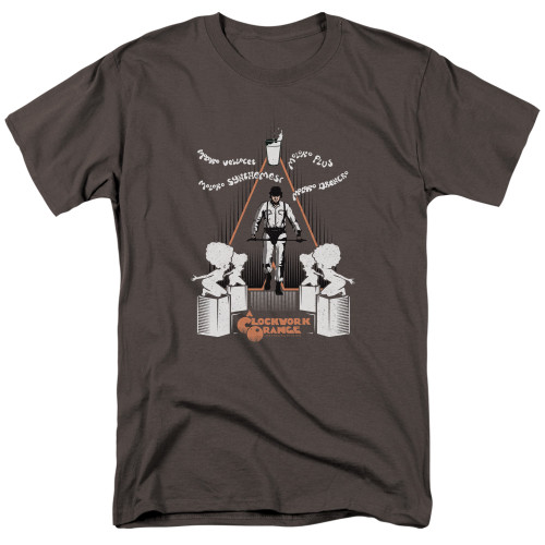 Image for A Clockwork Orange T-Shirt - Sharpen You Up