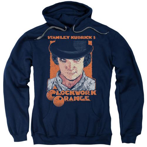 Image for A Clockwork Orange Hoodie - Sinister Stare