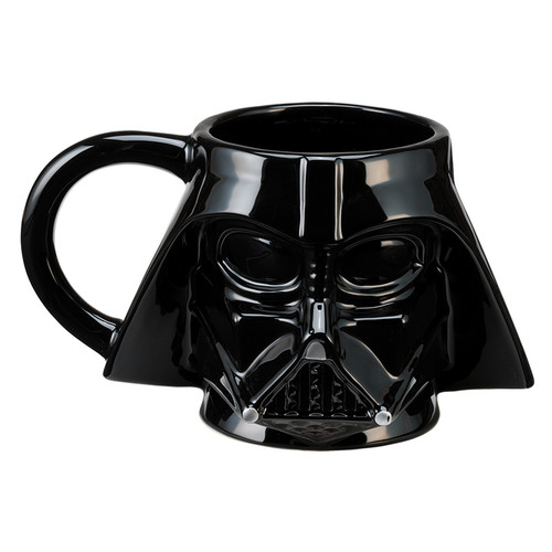 Image for Star Wars Darth Vader Sculpted Face Coffee Mug