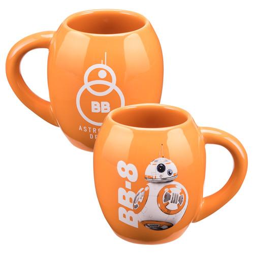 Full image for Star Wars Episode VII BB-8 Coffee Mug