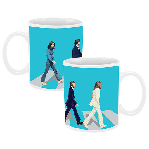 Full image for Beatles Abbey Road Coffee Mug