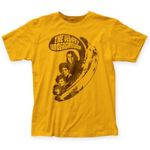 Image for The Velvet Underground VU Says T-Shirt