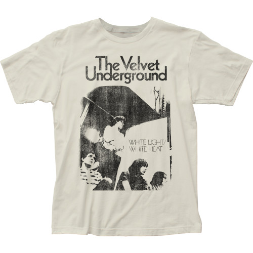Image for The Velvet Underground White Light/White Heat T-Shirt