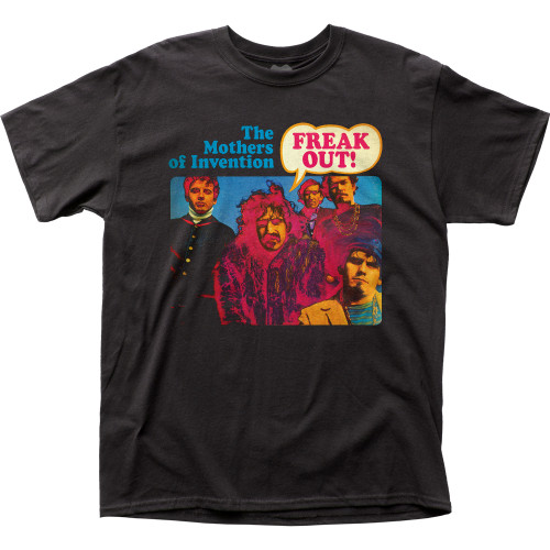 Image for Frank Zappa Freak Out! T-Shirt