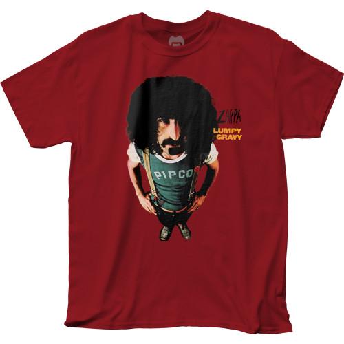 Image for Frank Zappa Lumpy Gravy T-Shirt