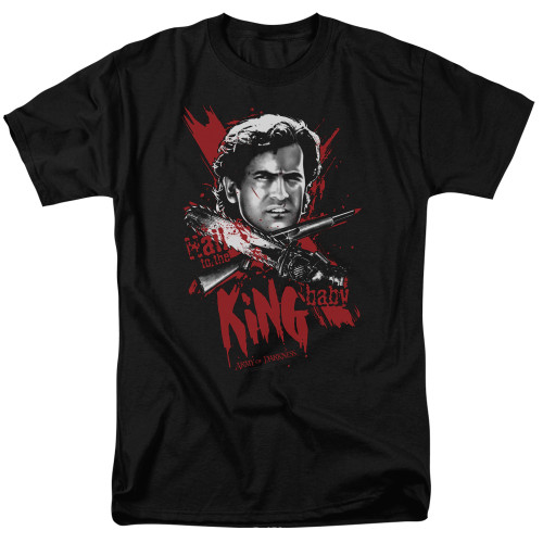 Image for Army of Darkness T-Shirt - Hail to the King