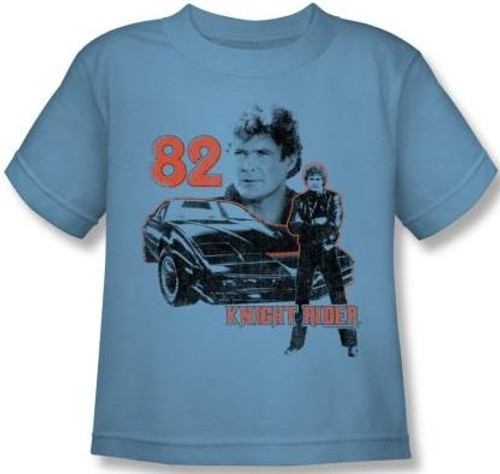Image for Knight Rider 1982 Kids T-Shirt
