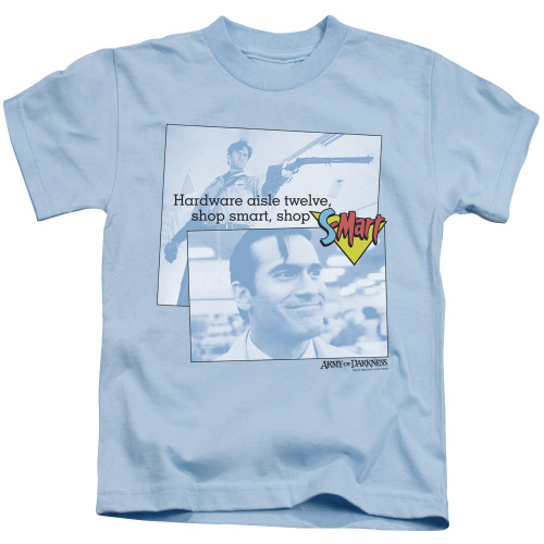 Image for Army of Darkness Shop S Mart Kid's T-Shirt