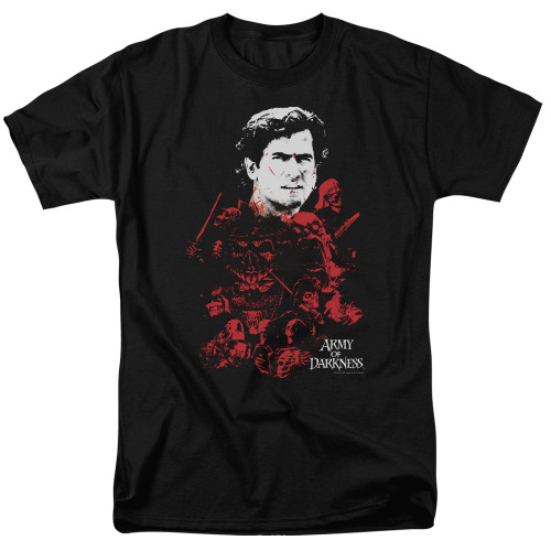 Image for Army of Darkness T-Shirt - Pile of Baddies