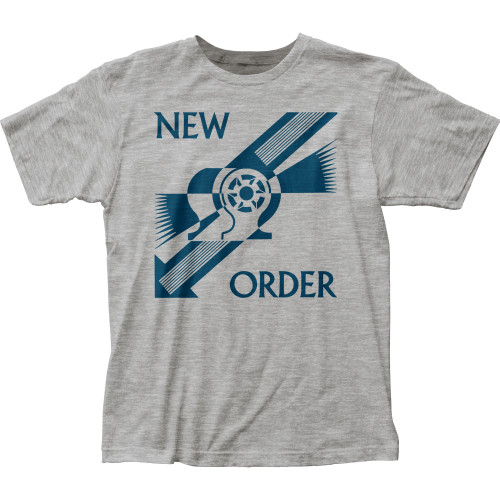 Image for New Order Everything's Gone Green T-Shirt