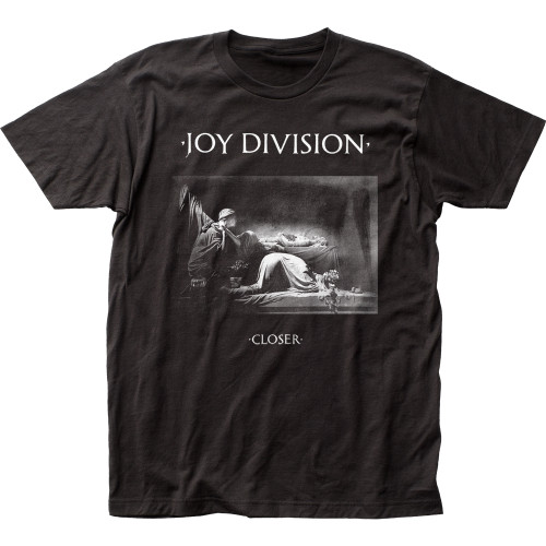 Image for Joy Division Closer Black T-Shirt