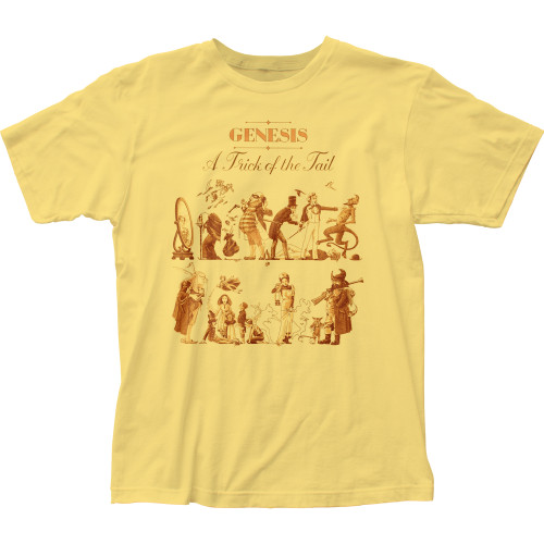 Image for Genesis A Trick of the Tail T-Shirt