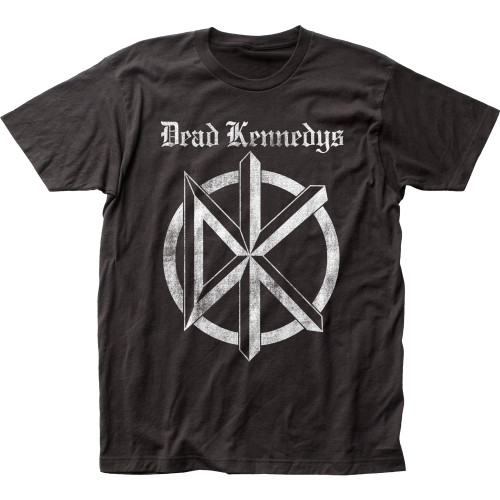 Image for The Dead Kennedys Distressed Old English Logo T-Shirt