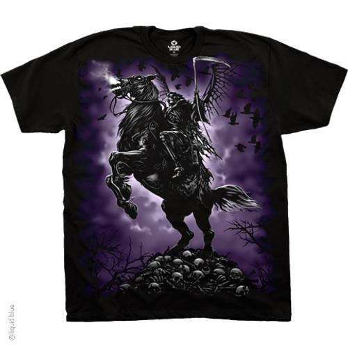 Image Closeup for Death Rider T-Shirt