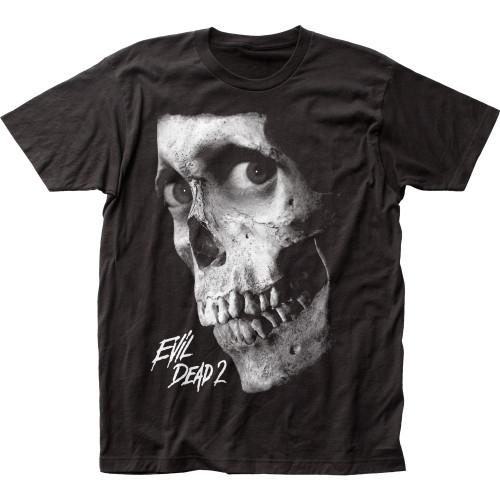 Image for Evil Dead II T-Shirt - Dead by Dawn B&W