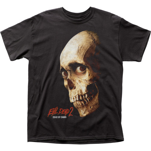 Image for Evil Dead II T-Shirt - Dead by Dawn Color Poster