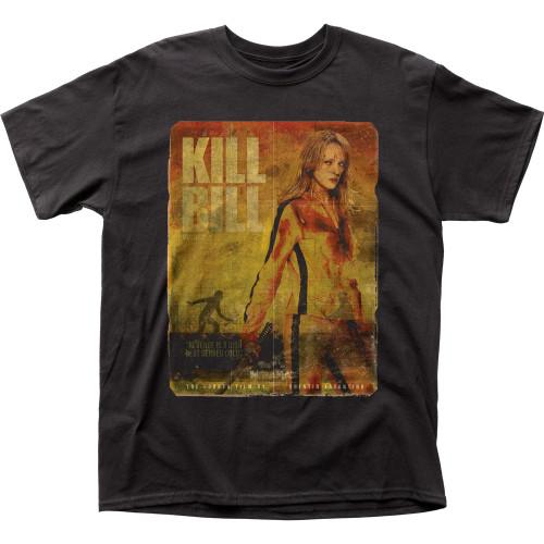 Image for Kill Bill T-Shirt - Vol. 1 Retro Poster