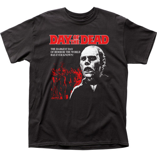 Image for Day of the Dead T-Shirt - Darkest Day of Horror