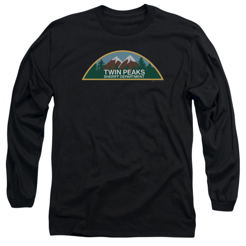 Image for Twin Peaks Long Sleeve Shirt - Sheriff Department