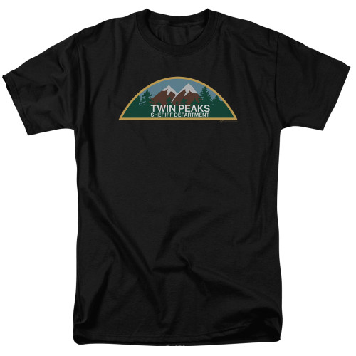 Image for Twin Peaks T-Shirt - Sheriff Department