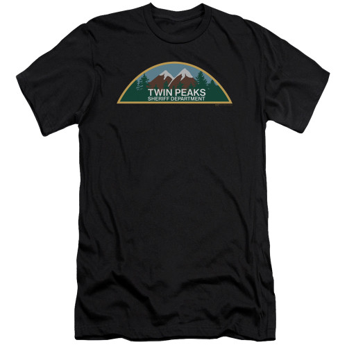 Image for Twin Peaks Premium Canvas Premium Shirt - Sheriff Department