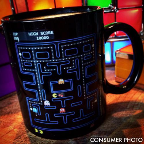 Image for Pac-Man Heat Transforming Coffee Mug
