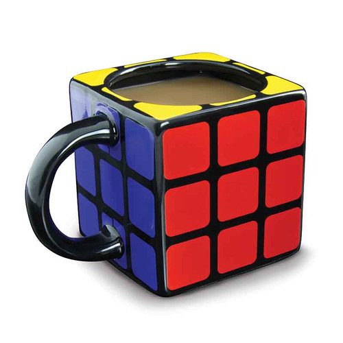 Image for Rubik's Cube 3D Coffee Mug