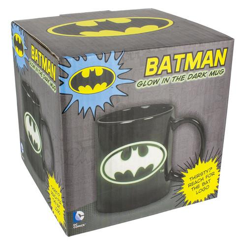 Image for Batman Glow in the Dark Coffee Mug Gift Box
