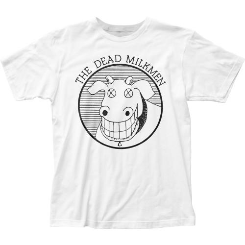 Image for The Dead Milkmen Classic Logo T-Shirt