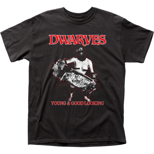 Image for The Dwarves Young & Good Looking T-Shirt