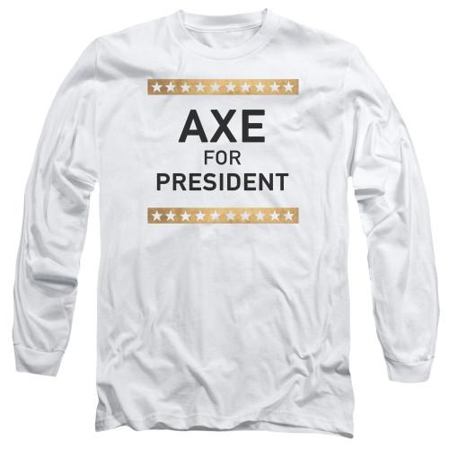 Image for Billions Long Sleeve Shirt - Axe for President