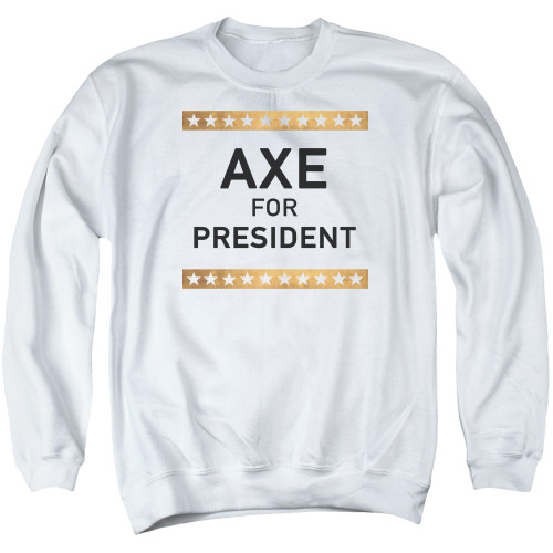 Image for Billions Crewneck - Axe for President