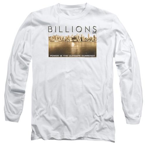 Image for Billions Long Sleeve Shirt - Golden City