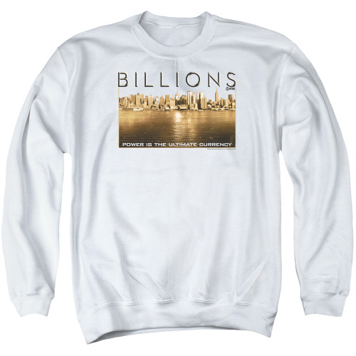 Image for Billions Crewneck - Golden City